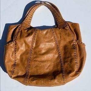 Kooba cognac shoulder bag